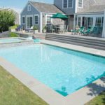 Pool Terraces and Coping